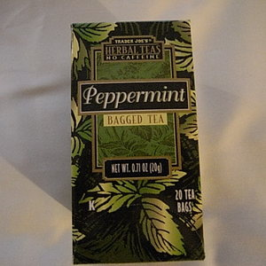 Peppermint from Trader Joe's