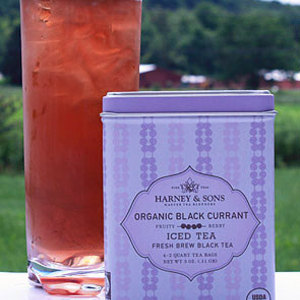 Black Currant Iced Tea from Harney & Sons