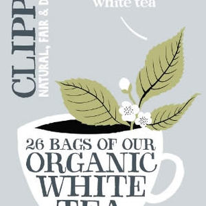 White Tea from Clipper