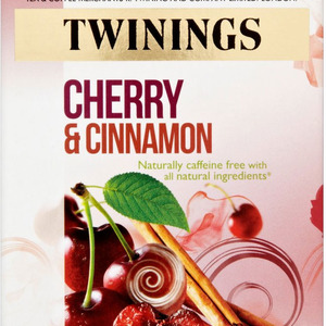Cherry & Cinnamon from Twinings