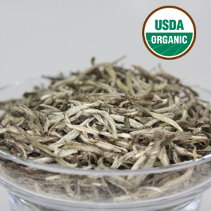 Organic Silver Needle from LeafSpa Organic Tea