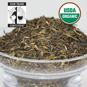Organic Kenchajangha from LeafSpa Organic Tea