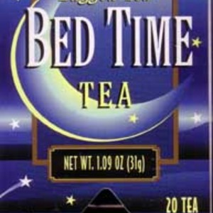 Bedtime Tea from Trader Joe's