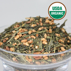 Organic Genmaicha from LeafSpa Organic Tea