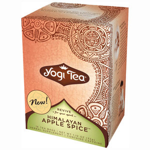 Himalayan Apple Spice from Yogi Tea