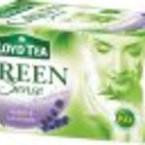 Green Sense Aromatherapy with White & Lavender from Loyd Tea