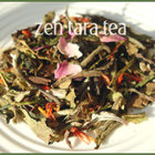 Organic Cherry Blossom White Tea Blend from Zen Tara Tea