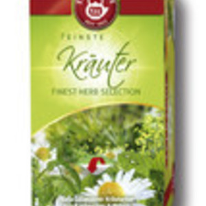 Feinste Krauter (Finest Herb Selection) from Teekanne