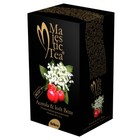 Acerola &amp; kvet Bezu (cherry &amp; elder flower) from Majestic Tea