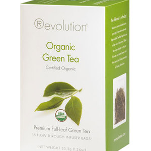Organic Green from Revolution Tea