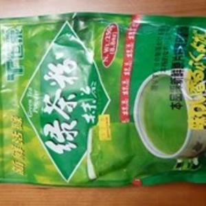 green tea powder 250g pack from Tradition