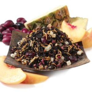 Peach Cran-Tango Black Tea from Teavana