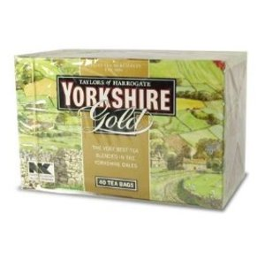 Yorkshire Gold (Tea Bags) from Taylors of Harrogate