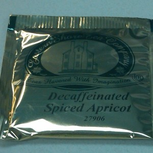 Decaffeinated Spiced Apricot from Eastern Shore Tea Company