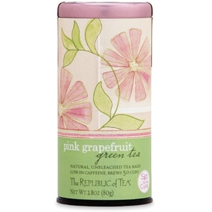 Pink Grapefruit (Sip for the Cure) from The Republic of Tea