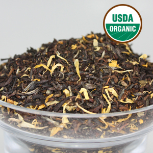 Organic Grapefruit Black from LeafSpa Organic Tea