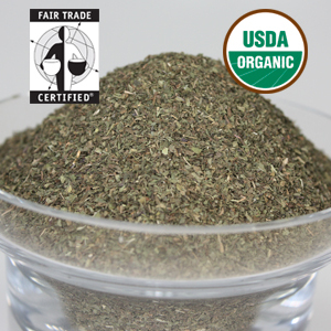 Organic Peppermint from LeafSpa Organic Tea