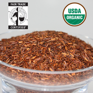 Organic Rooibos from LeafSpa Organic Tea