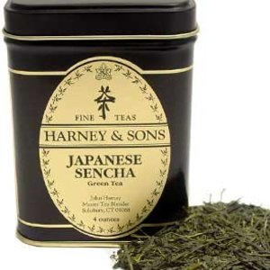 Sencha from Harney & Sons