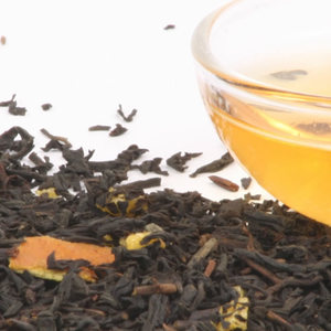 Orange &amp; Black from Jenier Teas