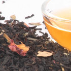 Rhubarb & Black from Jenier Teas