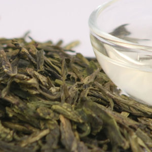 Organic China Lung Ching (Dragon Well) from Jenier Teas