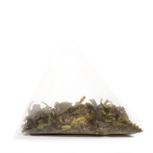 Organic Formosa Green Tea Bags from Jenier Teas
