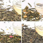 Mandarin's Gift Green Tea Sampler from Jenier Teas