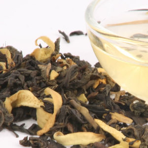 Orange Blossom Oolong from Jenier Teas