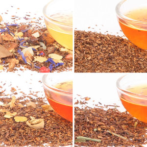 Bushman's Choice Rooibos Sampler from Jenier Teas