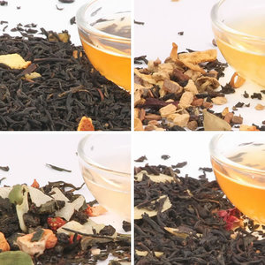 Jenier Lemon, Black & Spice Sampler from Jenier Teas
