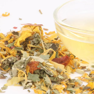 Herbal Honey & Blossoms Tea from Jenier Teas