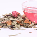 Herbal Strawberry & Apple Tea from Jenier Teas