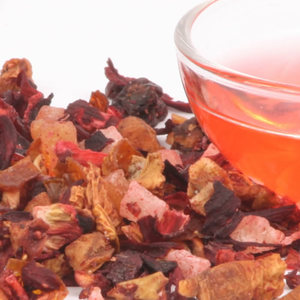 Real Fruit Comfort Tea from Jenier Teas