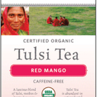 Red Mango Tulsi from Organic India