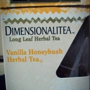 Vanilla Honeybush Herbal Tea from Kroger Private Selection