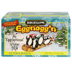 Eggnogg&#x27;n Tea from Bigelow