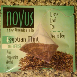 Egyptian Mint from Novus Tea
