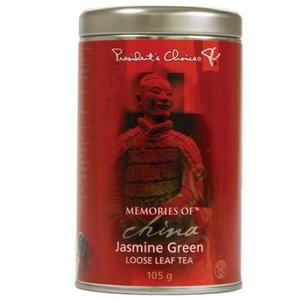 Memories of China Jasmine Green from President's Choice
