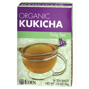 Kukicha Twig Tea from Eden
