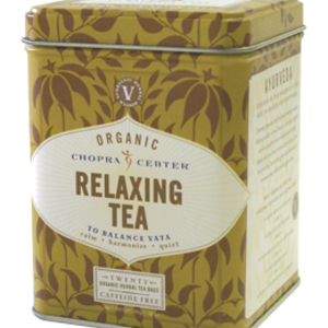 Relaxing Tea from Chopra Center
