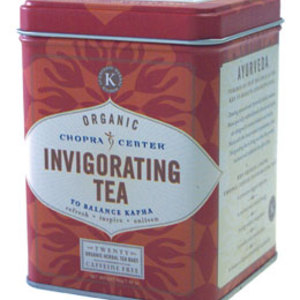 Invigorating Tea from Chopra