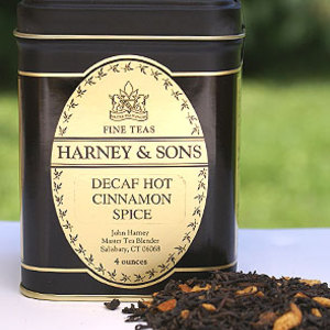 Decaf Hot Cinnamon Spice from Harney & Sons