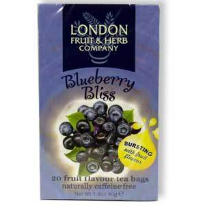 Blueberry Bliss from London Fruit & Herb Teas