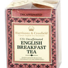 CO2 Decaffeinated English Breakfast Tea from Harrisons & Crosfield Teas Inc.