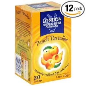 Peach Paradise from London Fruit & Herb Teas