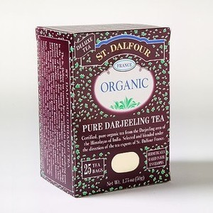Pure Darjeeling Tea from St. Dalfour