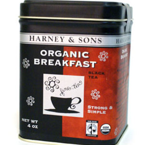Organic Breakfast from Harney & Sons