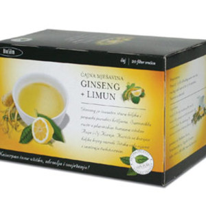 Ginseng + Lemon from Biofarm, Croatia