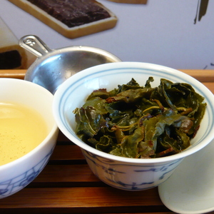 Taiwan Sweet Summer Oolong from Life In Teacup